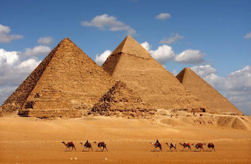Mayașii și Egiptenii