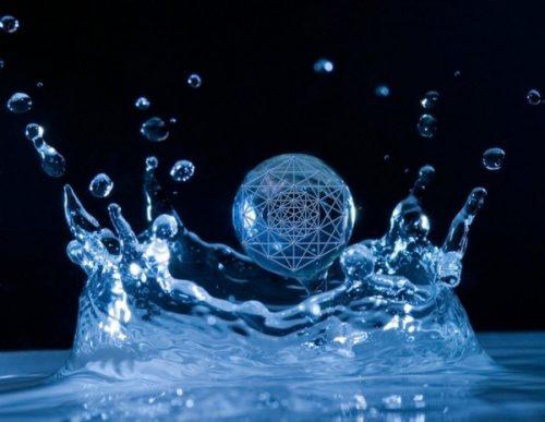 Apa, sursă de Puritate - comunicare cu apa spirituală