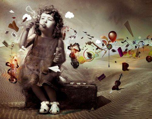 Control Subiectiv Imaginatia -  mintea şi sufletul, arhetipul Creaţiei