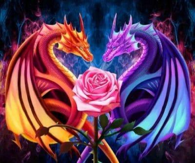 Puterile mistice dragoni